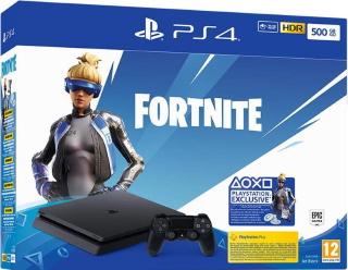 Playstation 4 500GB Konsol och Fornite