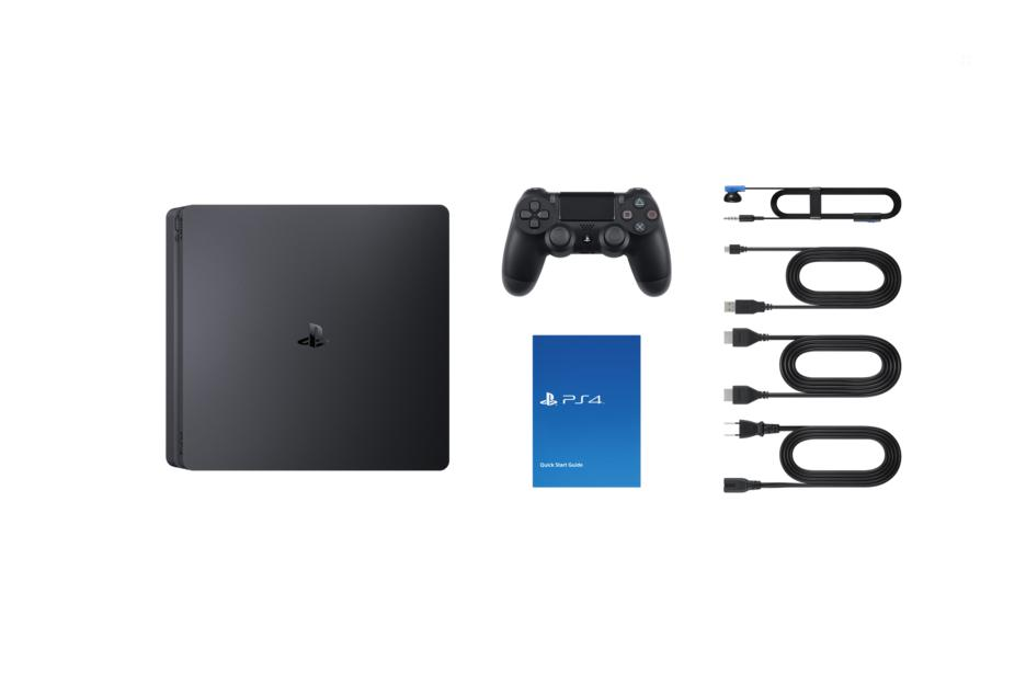 Playstation 4 500GB Konsol och Fortnite