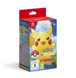 Pokémon™: Let's Go, Pikachu! + Poké Ball Plus