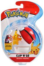 Pokémon: Clip 'N' Go Poké Ball