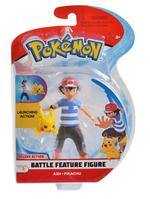 Pokémon: Battle Feature Figures