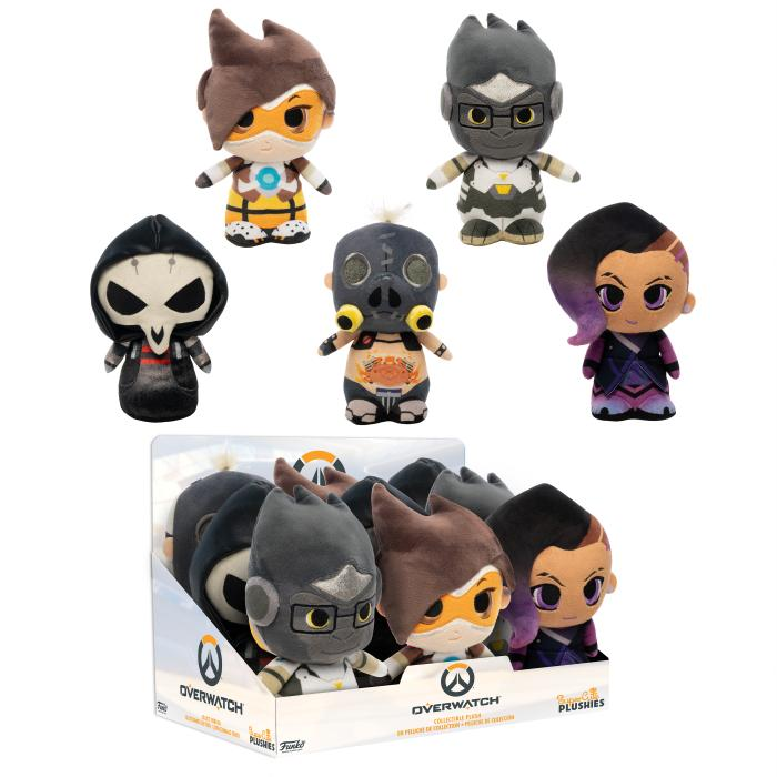 Overwatch: Overwatch Characters Plush [Assorted]
