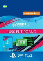 FIFA 19 Ultimate Team™ - 1050 FUT-Poäng Till PS4
