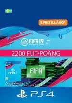 FIFA 19 Ultimate Team™ - 2200 FUT-Poäng Till PS4