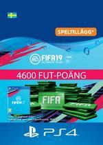 FIFA 19 Ultimate Team™ - 4600 FUT-Poäng Till PS4