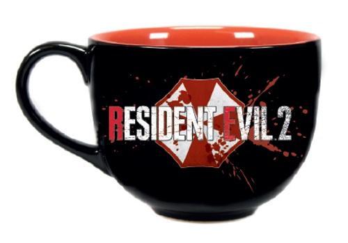 Resident Evil 2 Umbrella Corp 3D Mug