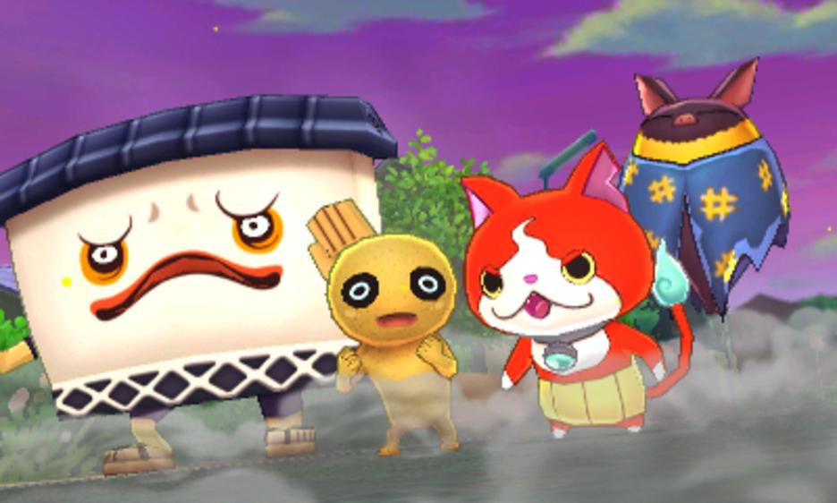 Yo-Kai Watch Blasters Red Cat Corps