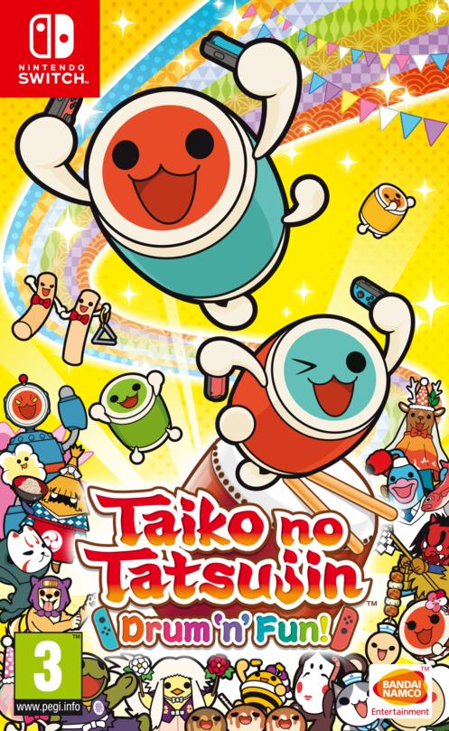 Taiko no Tatsujin - Drum 'n' Fun!