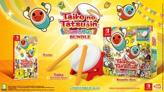 Taiko no Tatsujin - Drum 'n' Fun! Collectors Edition