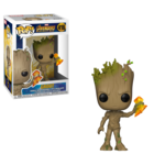 Pop! Marvel: Avengers Infinity War - Groot with Stormbreaker