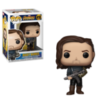Pop! Marvel: Avengers Infinity War - Bucky Barnes With Weapon