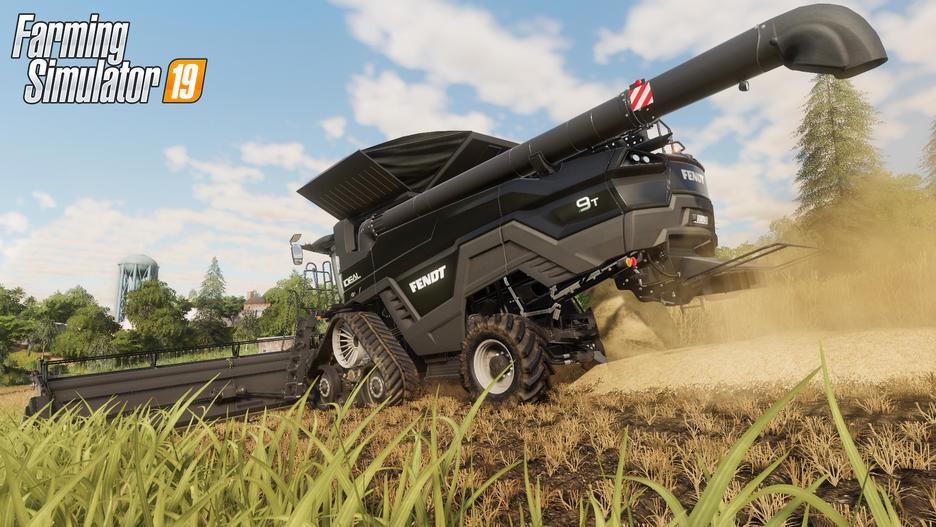 Farming Simulator 19 Collectors Edition GameStop Sverige