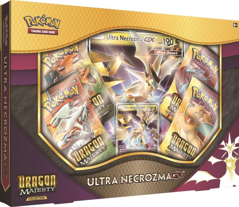 Pokemon TCG: Dragon Majesty - Ultra Necrozma-GX