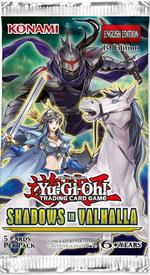 Yu-Gi-Oh! TCG: Shadows in Valhalla Booster Pack