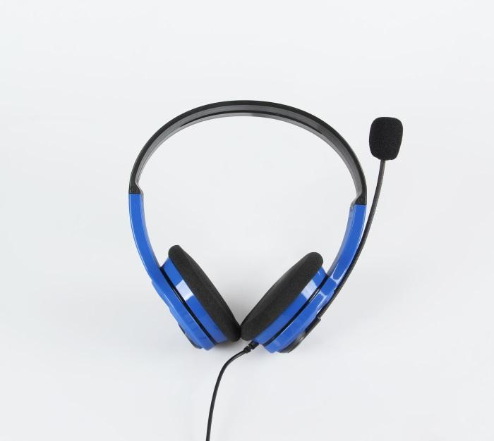 At Play: Wired Headset For PS4