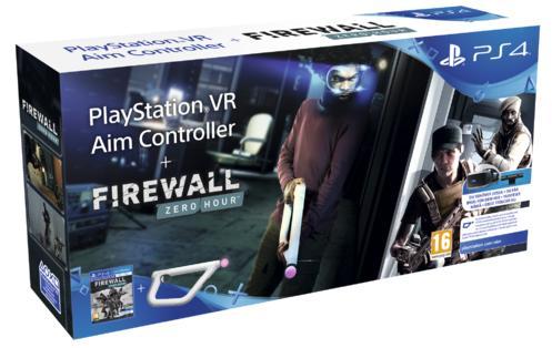 Firewall: Zero Hour PS Aim Bundle