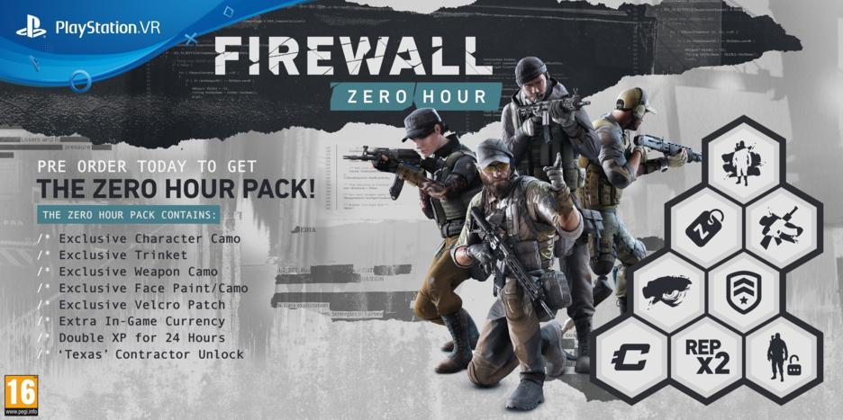Firewall: Zero Hour PS Aim Bundle