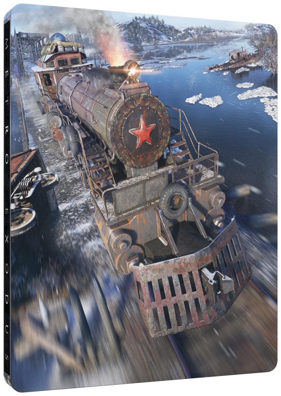 metro exodus aurora limited edition gamestop sverige