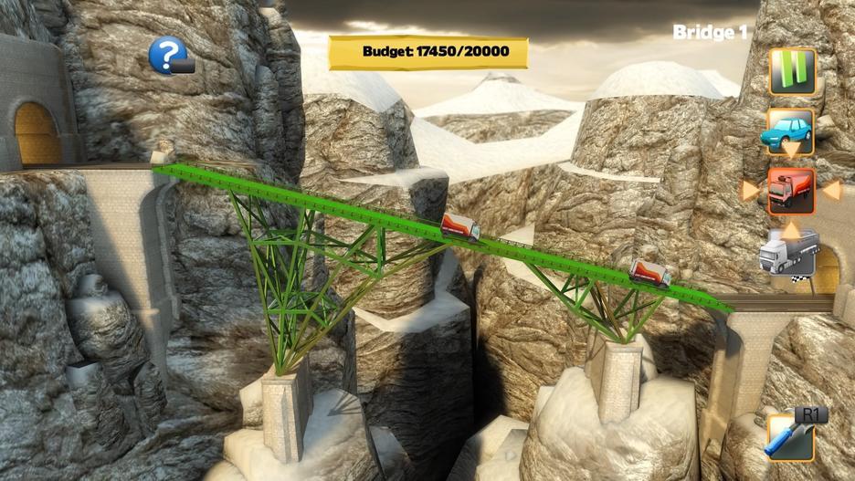 Bridge Constructor Compilation