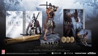 Sekiro: Shadows Die Twice - Collector's Edition