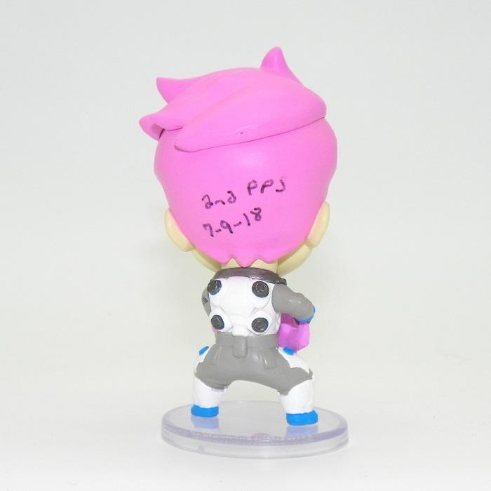 Cute But Deadly: Overwatch - Frosted Zarya Figure [Endast Hos GameStop]