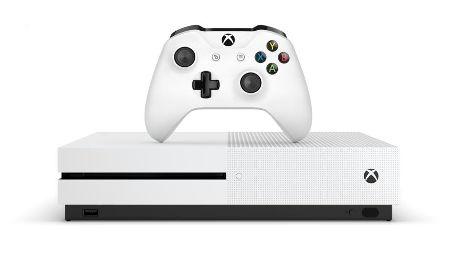 Xbox One S 1TB Konsol och 3 Months Xbox Live