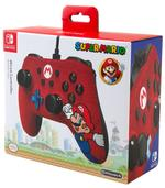 Nintendo Switch Mario Edition Wired Controller