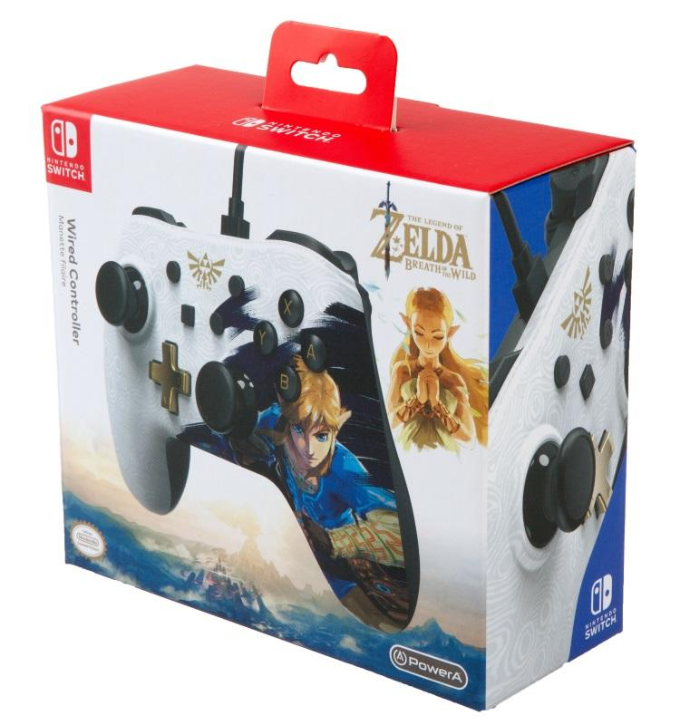 Nintendo Switch: Link Edition Wired Controller