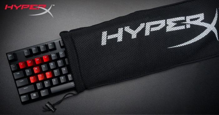 HyperX™: Alloy FPS Mechanical Gaming Keyboard