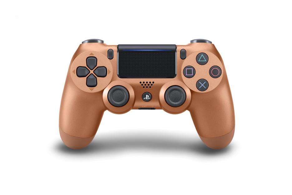 Dualshock®4 V2 Controller Metallic Cooper