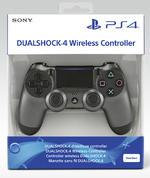 Dualshock®4 V2 Steel Black Controller