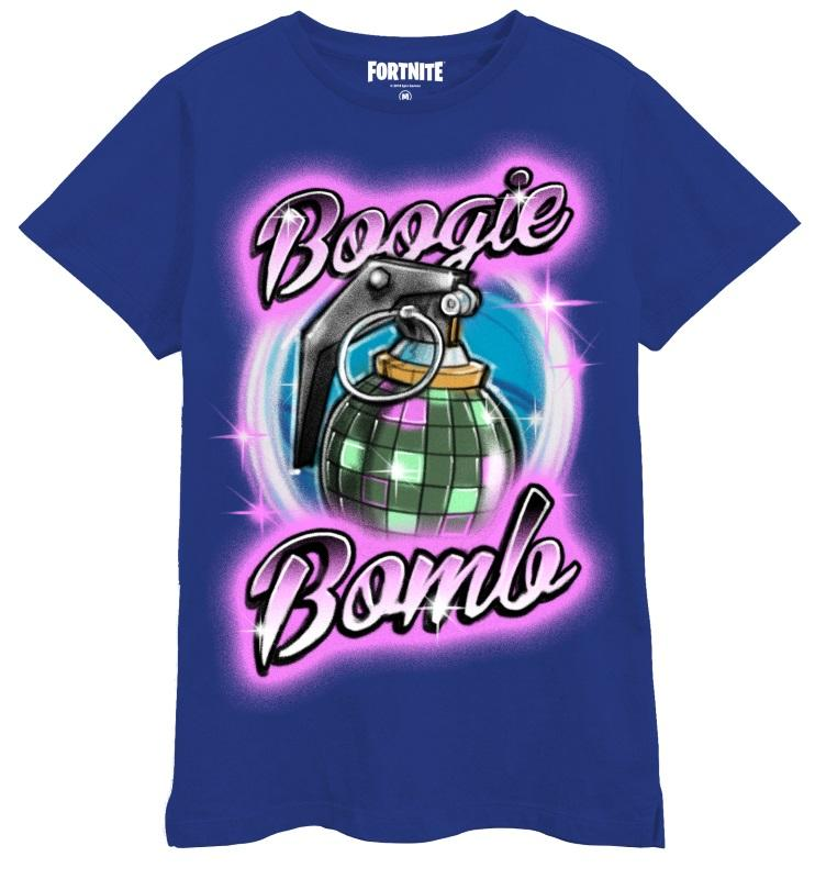 Fortnite: Boogie Bomb T-Shirt [Small]