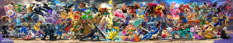 Nintendo Switch Super Smash Bros. Ultimate Edition Konsol