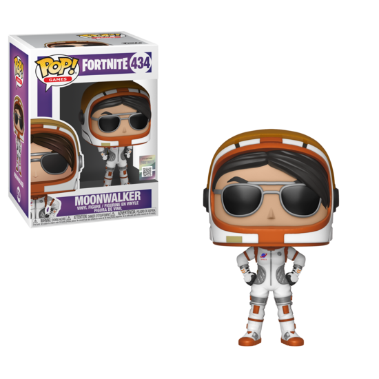 Pop! Games: Fortnite - Moonwalker