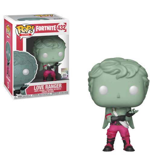 Pop! Games: Fortnite - Love Ranger