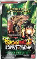 Dragon Ball Super Card Game: Dark Invasion Starter Deck