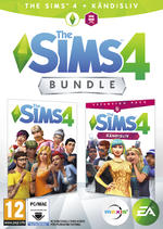 The Sims™ 4 & The Sims™ Get Famous Expansion Pack