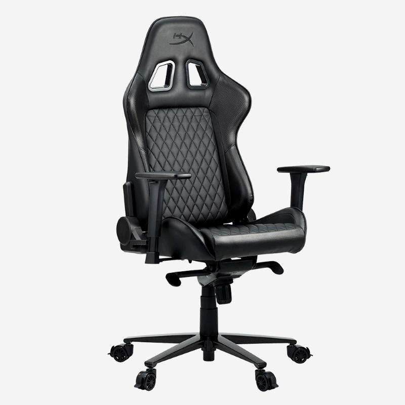 HyperX™: Jet Black Gaming Chair