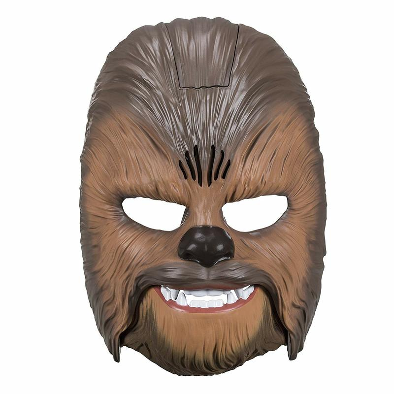 Star Wars: The Force Awakens - Chewbacca Electronic Mask