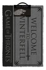 Game Of Thrones: Welcome to Winterfell Doormat