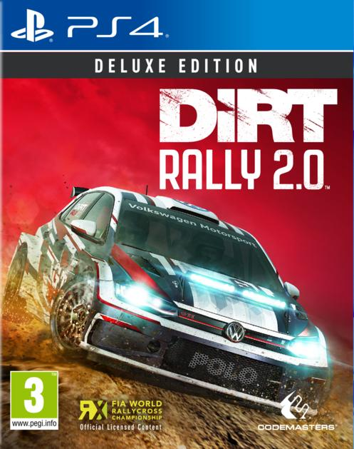 DiRT Rally 2.0: Deluxe Edition