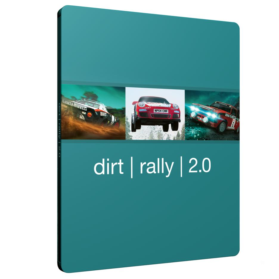 DiRT Rally 2.0: Deluxe Edition 2019 pc game Img-1