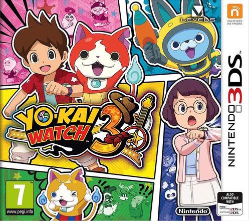 YO-KAI WATCH™ 3