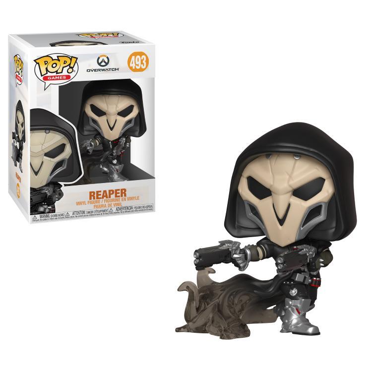 Pop! Games: Overwatch - Reaper