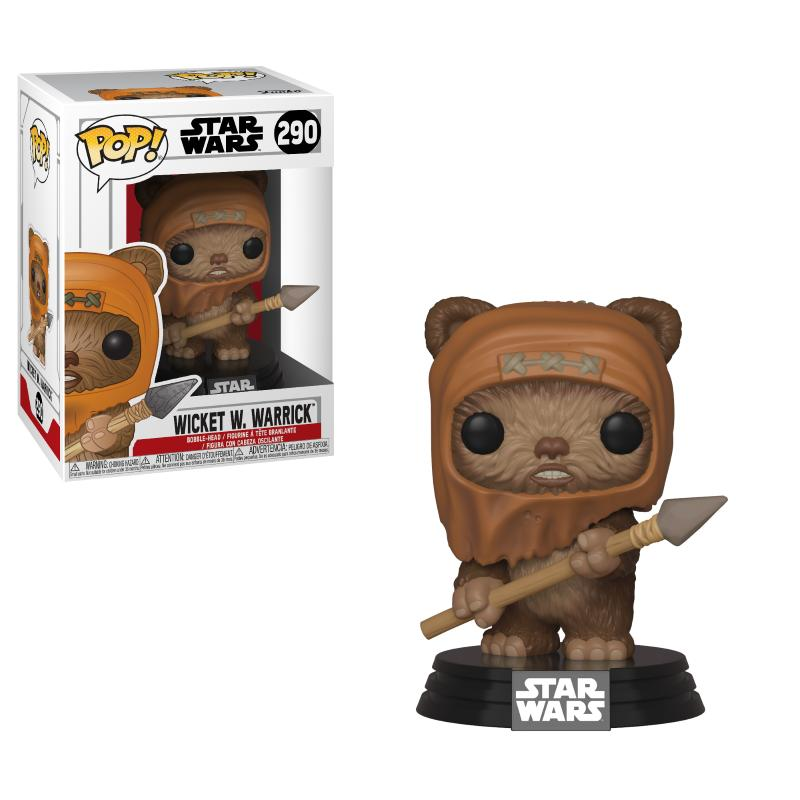 POP Star Wars: Wicket W. Warrick