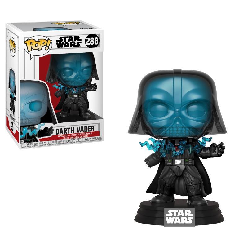 POP Star Wars: Darth Vader - Electrocuted