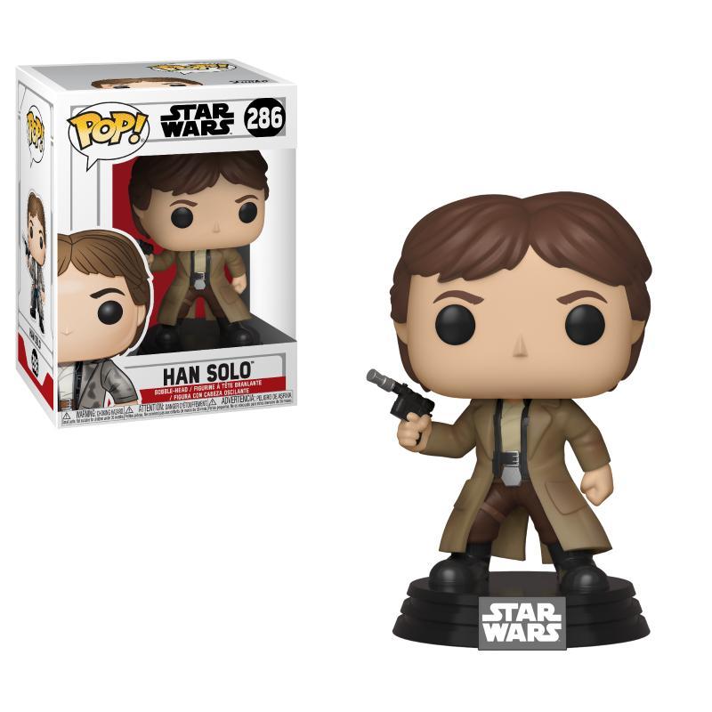 POP Star Wars: Han Solo - Endor