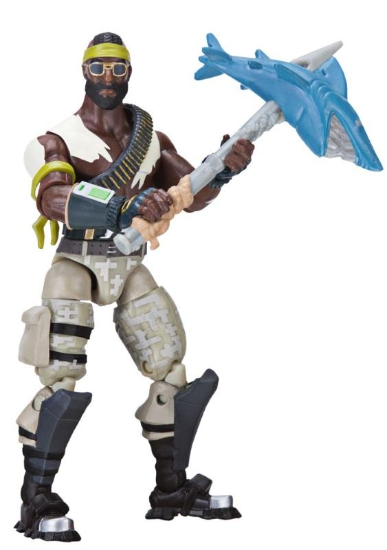 Fortnite: Solo Mode Figure 1 Figure Pack - Bandolier