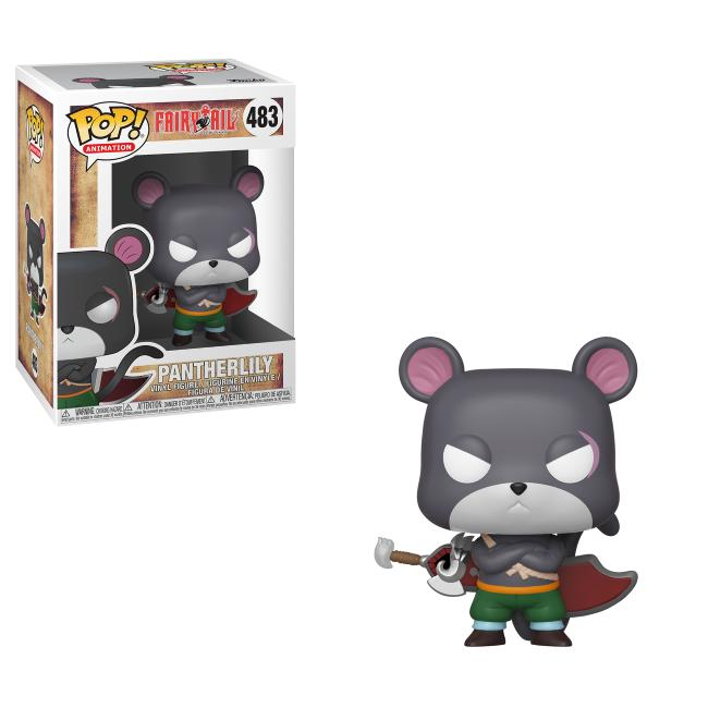 Fairy Tail Pantherlily 30596 Funko Pop Animation