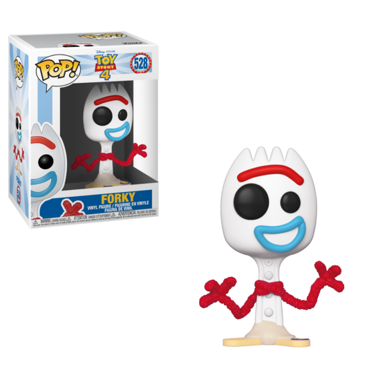 POP Disney: Toy Story 4 - Forky